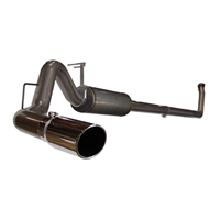"AFE 49-42001 MACH FORCE XP 4"" TURBO-BACK EXHAUST SYSTEM"