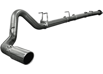 "aFe DPF Race XP 4"" Exhaust (without bungs)"