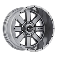 SOTA Wheel A.W.O.L Anthracite/Black 22x12 8x170mm