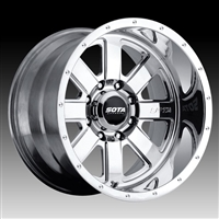 SOTA Wheel A.W.O.L Polished 20x12 8x170mm
