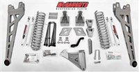 "Mcgaughy's 8"" Lift Kit Phase 2 for 2011-2016 Ford F-250 (4WD) Part #57282"