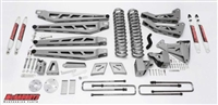 "Mcgaughy's 8"" Lift Kit Phase 3 for 2011-2016 Ford F-250 (4WD) Part #57283"