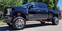 "McGaughy's  6"" Premium Black Stainless Steel Lift Kit Phase 2 for 2017-2020 Ford F-250 (4WD)"
