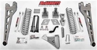 "McGaughy's  6"" Premium Silver Lift Kit Phase 2 for 2017-2020 Ford F-350 (4WD)"
