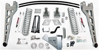 "McGaughy's  8"" Premium Silver Lift Kit Phase 2 for 2017-2020 Ford F-350 (4WD)"