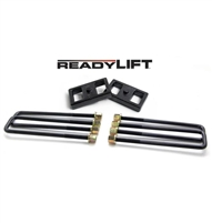 Ready Lift 1'' REAR BLOCK KIT - GM SILVERADO / SIERRA 2500 HD OEM STYLE 2011-2018