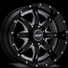 BMF Wheel R.E.P.R Death Metal Black 20x10 8x170mm lug