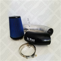 No Limit 6.7 Power Stroke Stage 2 Intake with Polished Finish and Oiled Filter