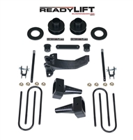 "2.5""F / 3""R LIFT KIT W/ 5"" REAR BLOCKS - FORD SUPER DUTY F250/F350/F450 4WD (2-PC DRIVE SHAFT ONLY) 2005-2007"