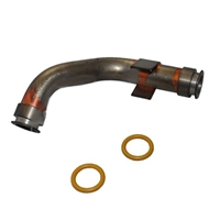 Ford OEM Turbo Oil Drain Tube