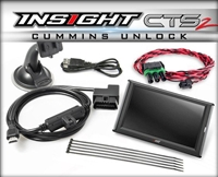 Edge Insight CTS2 with Unlock Cable - 84132