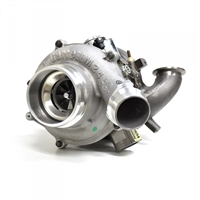 GARRETT 854572-5001S STOCK REPLACEMENT TURBOCHARGER