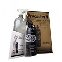 S&B FILTERS PRECISION II CLEANING & OIL SERVICE KIT 88-0008
