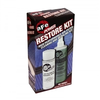 AFE 90-50001 AIR FILTER RESTORE KIT - AEROSOL (BLUE)
