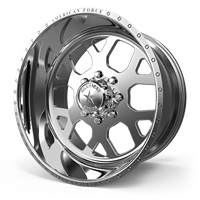 American Force Shield SS8 Series Polished Wheels 22x12