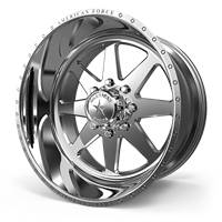 American Force Decoy SS8 Series Polished Wheels 22x12
