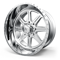 American Force Legend SS8 Series Polished Wheels 22x12