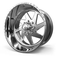 American Force Jade SS8 Series Polished Wheels 24x12