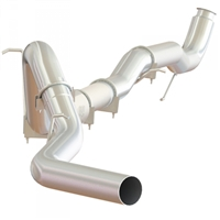 MBRP C6044P 2011-2015 Duramax 4 PERFORMANCE SERIES DOWNPIPE-BACK COMPETITION EXHAUST