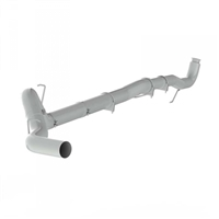 "P1 C6048SLM 2011-2015 Duramax 5"" SLM SERIES DOWNPIPE-BACK COMPETITION EXHAUST SYSTEM"