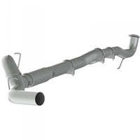 "MBRP C6049P 2015.5-2016 Duramax 5"" PERFORMANCE SERIES DOWNPIPE-BACK COMPETITION EXHAUST"