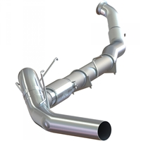 "MBRP C6146P 2010-2012 Dodge 5"" PERFORMANCE SERIES TURBO-BACK COMPETITION EXHAUST"