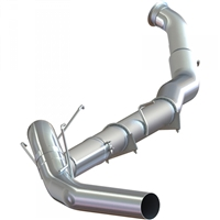 "P1 C6146PLM 2010-2012 Dodge 5"" PLM SERIES TURBO-BACK COMPETITION EXHAUST SYSTEM"