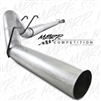 "P1 C6280SLM 2011-2019 Ford 5"" SLM SERIES DOWNPIPE-BACK COMPETITION EXHAUST SYSTEM"