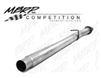 MBRP CFAL457 2008-2010 FORD  F250/F350/F450 6.4L 4IN DPF RACE PIPE NO BUNGS