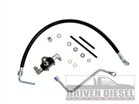 Driven Diesel 6.0L Fuel Bowl Delete Upgrade Kit