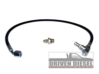 Driven Diesel 6.0L Fuel Pressure Adapter