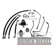 Driven Diesel 6.0L Regulated Return Fuel System Kit
