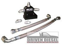 1999-2003 Ford F250/350 Super Duty 7.3L 7.3L Fuel Bowl Delete Upgrade Kit
