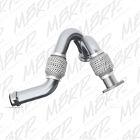 MBRP FAL2313 HEAVY-DUTY UP-PIPE ASSEMBLY
