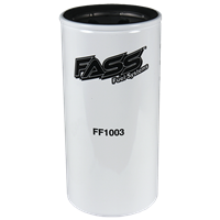 FASS FF-1003 HD SERIES DIESEL FUEL FILTER REPLACEMENT -- 3 MICRON