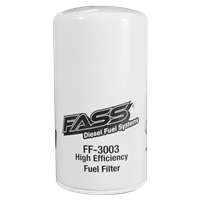 FASS FF-3003 FUEL FILTER