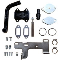 GDP EGR Delete Kit 2009-2012 6.7