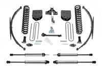 "8"" BASIC SYSTEM W/ DIRT LOGIC SHOCKS - K2127DL"