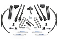 "8"" 4 LINK SYSTEM W/ PERFORMANCE SHOCKS - K2129"