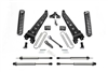 "4"" RADIUS ARM SYSTEM W/ DIRT LOGIC SHOCKS - K2215DL"