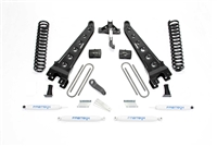 "6"" RADIUS ARM SYSTEM W/ PERFORMANCE SHOCKS - K2218"
