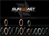 Suncoast 68 CLT/STEELS/GASKET/FILTER KIT