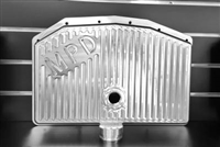 MPD 6.7L Billet Oil Pan MPD-67-PSD-BOP-RAW