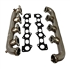 RCD 304 Stainless Steel Log Style Exhaust Manifold