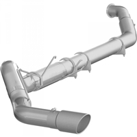 "MBRP 5"" XP SERIES TURBO-BACK EXHAUST SYSTEM S61160409"