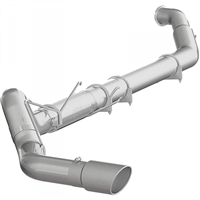 "MBRP 5"" INSTALLER SERIES TURBO-BACK EXHAUST SYSTEM S61160AL"