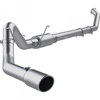 "MBRP 4"" INSTALLER SERIES TURBO-BACK EXHAUST SYSTEM S6126AL"