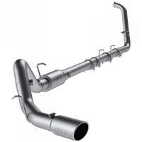 "MBRP 4"" INSTALLER SERIES TURBO-BACK EXHAUST SYSTEM S6240AL"