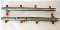 SDP 6.4L Ported Fuel Rails