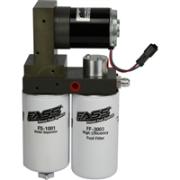 FASS TITANIUM SIGNATURE SERIES DIESEL FUEL LIFT PUMP 165GPH DODGE CUMMINS 5.9L 1998.5-2004 (TS D08 165G)(NOTE: IF THE TRUCK HAS BEEN RETROFITTED WITH AN IN-TANK PUMP, YOU WILL NEED TO PURCHASE A TS D07 165G KIT.)